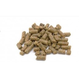Peleti Babycorn Fish - 8mm (80% corn, 20% fishmeal) 2kg