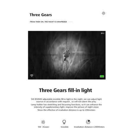 Nočni Daljnogled Konuspy-9 (digitalni binocular)