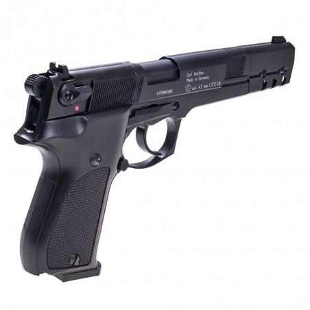 "Revolver HW 357 Target Trophy Match 6"", kal.357 Mag. Stainless, Arminius"
