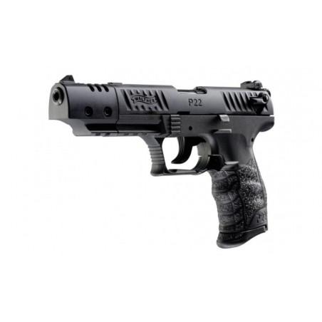 "Revolver HW 357 Target Trophy Match 6"", kal.357 Mag. Stainless, Laminated"
