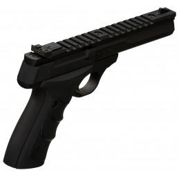 """Puščica Carbon 7,5"""" za R9 Cobra System 7,6mm (10kos)"""