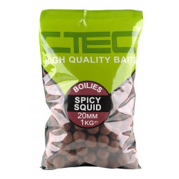 Boili SPICY SQUID BOILIES...