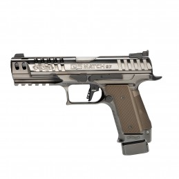 "Pištola Walther Q5 Match Steel Frame Black Diamond 5"" 9x19"