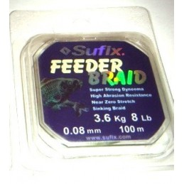 Vrvica Feeder Braid 0,08 mm...