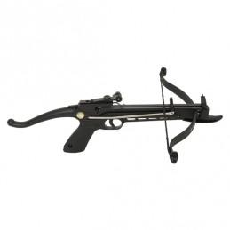 Samostrel pištolski 80lb Črn