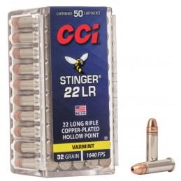 Naboji .22 Ex LR Stinger...