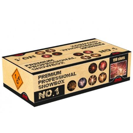 Baterija Ognjemetna Mega POWER 25S nem(gr):1000