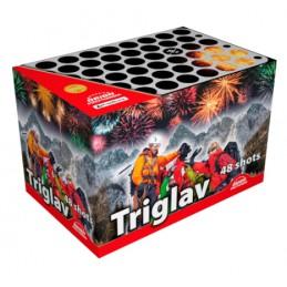 Baterija Ognjemetna TRIGLAV...