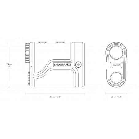 Paralizator Compact Stun Gun Vijola