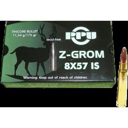 Naboji 8x57 Z-GROM 11,34g...