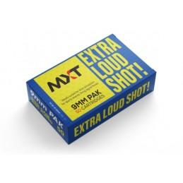 Naboji 9mm PAK slepi zink MXT
