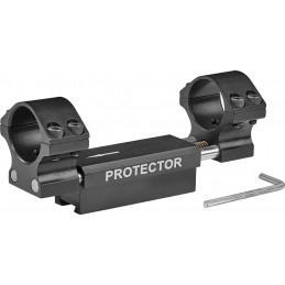 Montaža Optima Protector scope mount (za zračne puške)