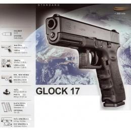 Pištola Glock 17 Gen.4, 9x19