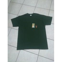 Majica z žepom Emblem XXL