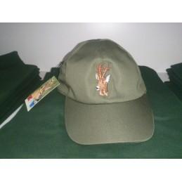 Kapa Šilt Zelena z emblemom...