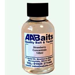 Strawberry Concentrate 125ml