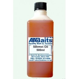 Salmon Oil 500ml
