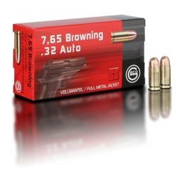 Naboji Geco 7,65mm Browning...