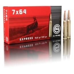 Naboji Geco 7x64 Express...