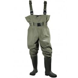 Obleka PVC do prsi st.44