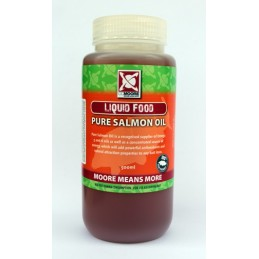 Olje PURE SALMON OIL 500ml...