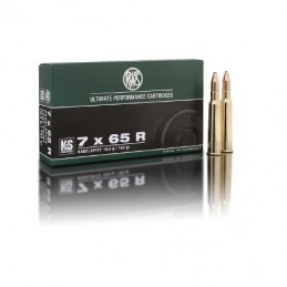 Naboji 7x65R KS 10,5g (20) RWS