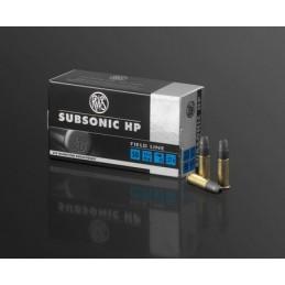 Naboji .22lfb Subsonic RWS...
