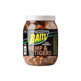 Partikli Hemp&Tigers 1,5L