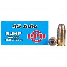 Naboji .45 Auto SJ HP 12g...