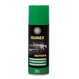 Sprej za zaščito orožja Gunex