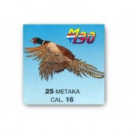 Naboj Šibreni 3,1mm 16/32 (25)