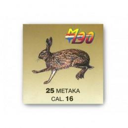 Naboj Šibreni 3,9mm 16/32 (25)