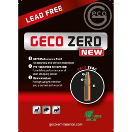 Naboji Geco 8X57JS ZERO...