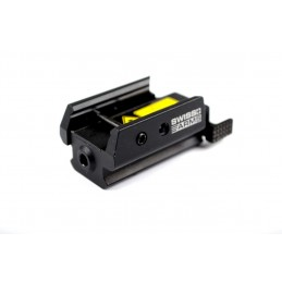 Micro Laser za Picantinny Rail