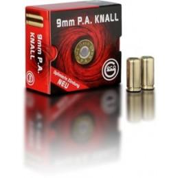Naboj 9mm PA Geco Blank! (50)