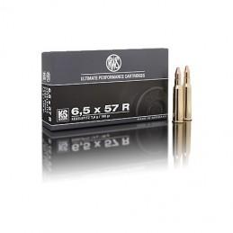 Naboji RWS 6,5x57 KS 8,2 g 20