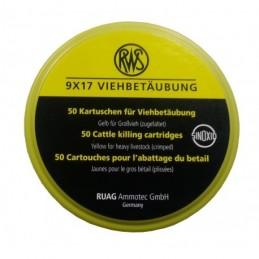 Naboji 9X17 MOS RWS Rumen (1)
