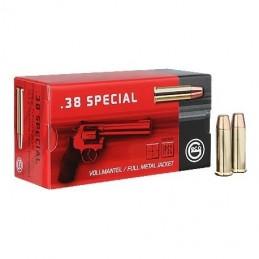 Naboji geco .38Special FMJ...