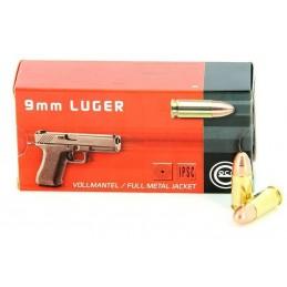 Naboji 9mm Luger FMJ (9x19)...