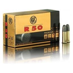 Naboji .22 lr R50 RWS (50) lfb