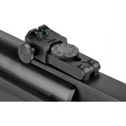 Buzzerbar Black Alu Tele 30-50 cm 3 palice