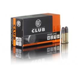 Naboji .22lfb RWS Club (50)
