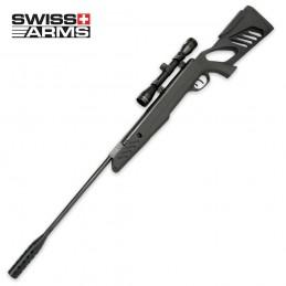 Zračna puška SA TAC1 Črna...