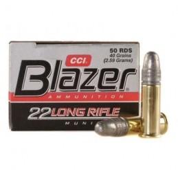 Naboji CCI .22 l.r. Blazer...