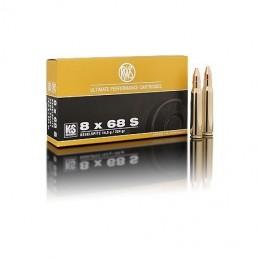 Naboj 8x68 S RWS KS 14,5g (20)