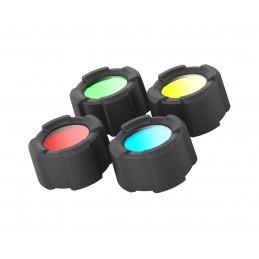 Set barvnih filtrov 39mm za...