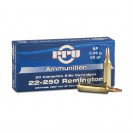 Naboji .22-250 Remington SP...