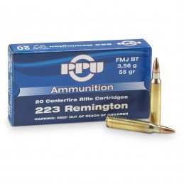 Naboj .223 Remington FMJ...