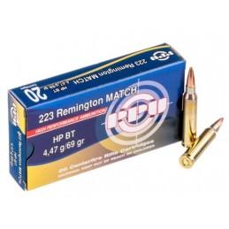 Naboji .223 Rem HPBT 4,47g...