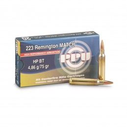 Naboji .223 Rem HPBT 4,86g...